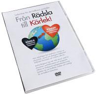 DVD Från Rädsla till Kärlek